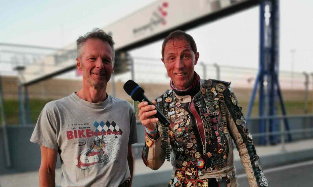 BIKEtoberfest Interview mit Hans Passierter