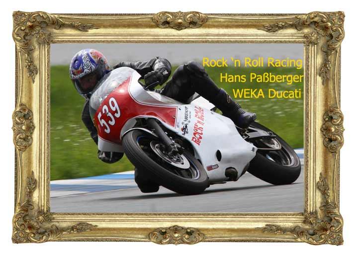 WEKA Ducati on Track