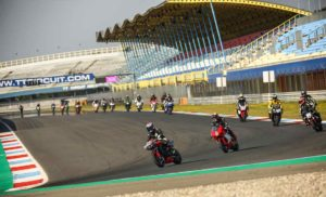 Assen August Perfections: viel Hitze, wenig Crashes