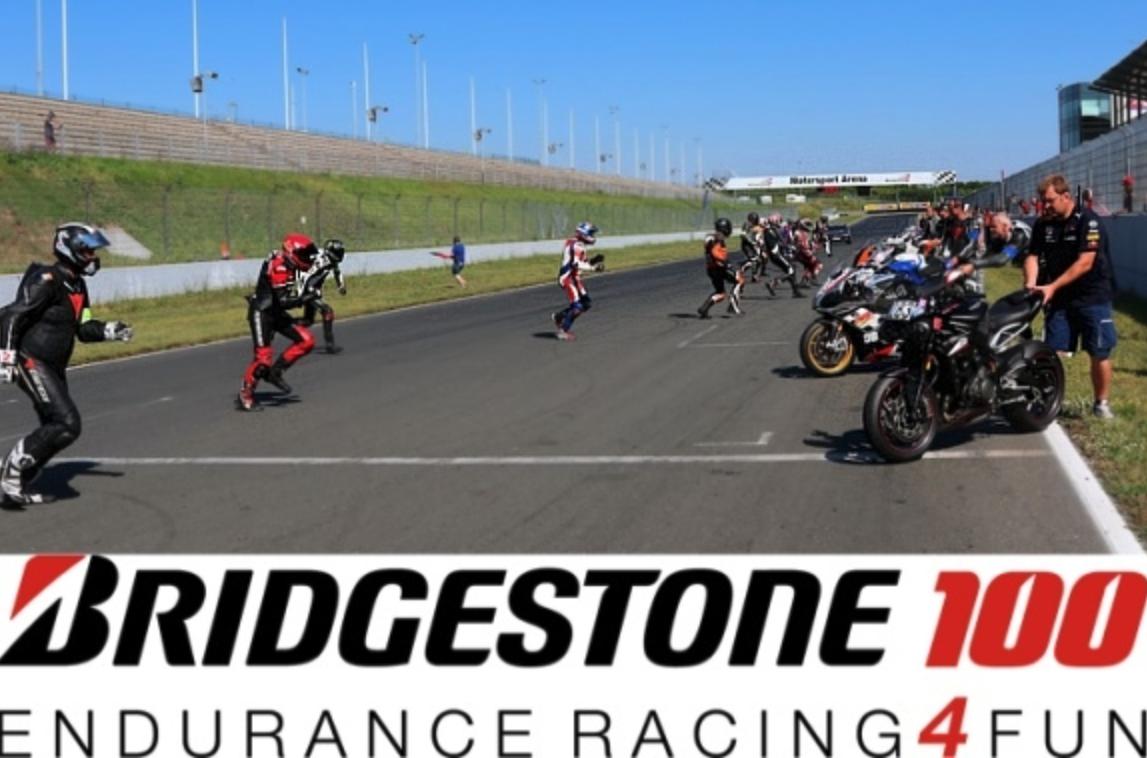 Mega-Starterfeld für Freitags-Bridgestone100