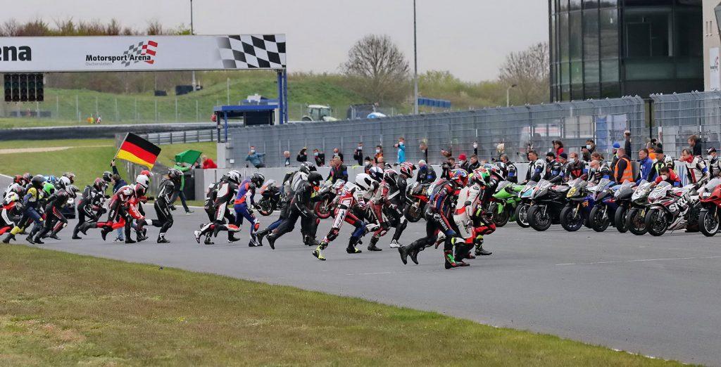 Bridgestone 100 in der MotorsportArena Oschersleben   30.04.2021