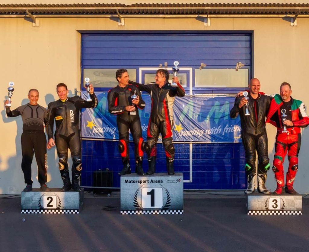 Classic Endurance Champions TT F2 - Art Motor