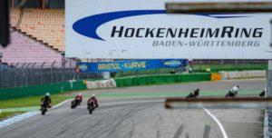 Bridgestone 100: Premiere in Hockenheim.
