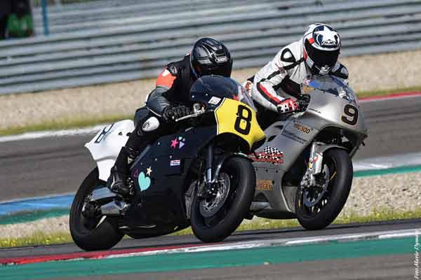 IG Königsklasse, 2-Takt Motorräder