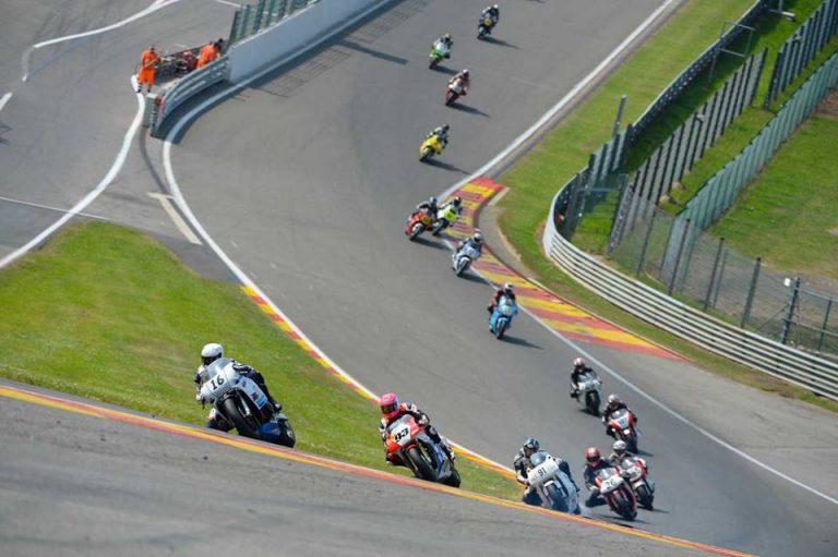 Motorräder Spa-Francorchamps