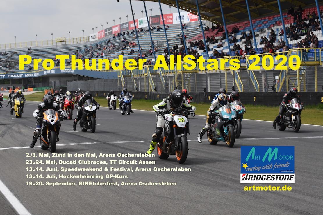 ProThunder AllStars | 2020
