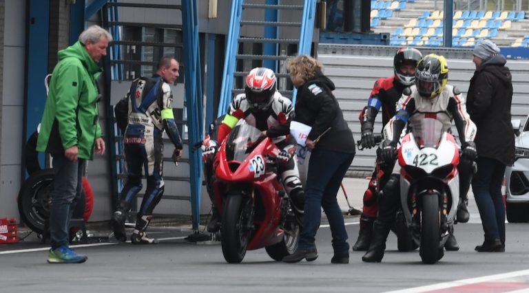 TT Circuit Assen Motorrad
