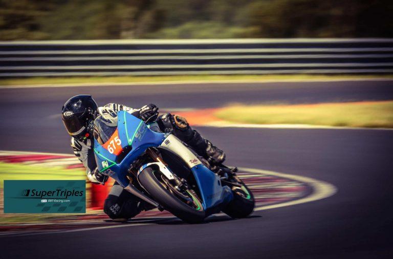 Daytona 675 moto2-Style