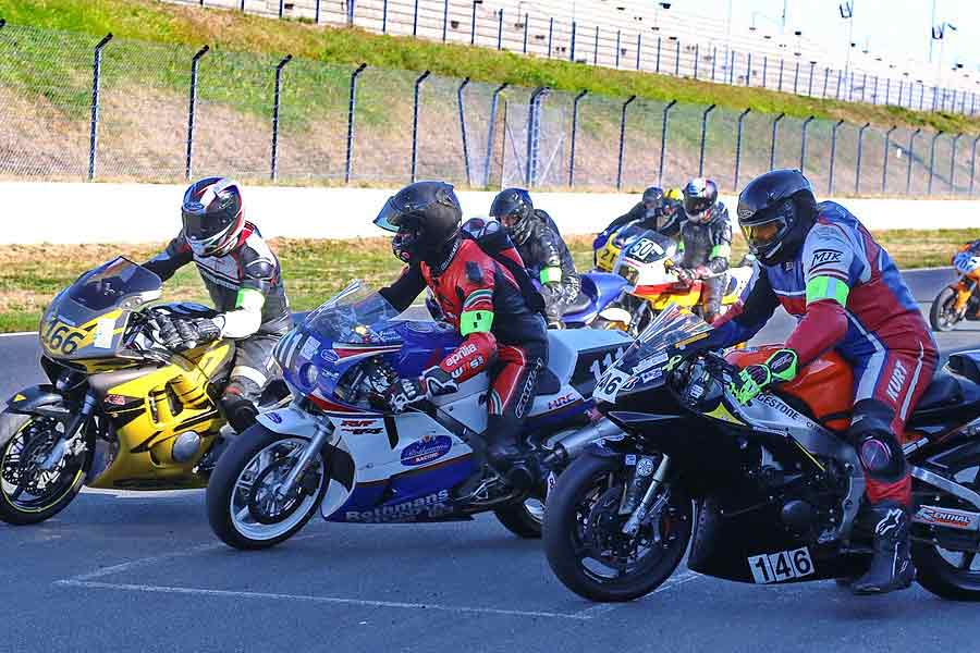 Start SuperclassiX Oschersleben