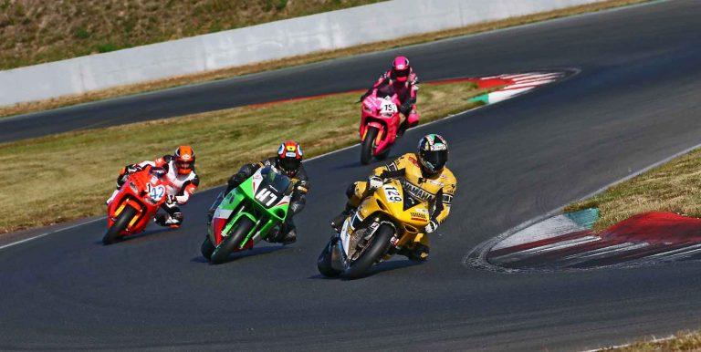 Motorradrennen für Modelle bis 2007