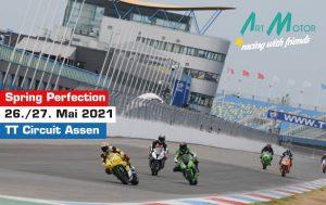 Zwischen Pfingsten und den Ducati Clubraces