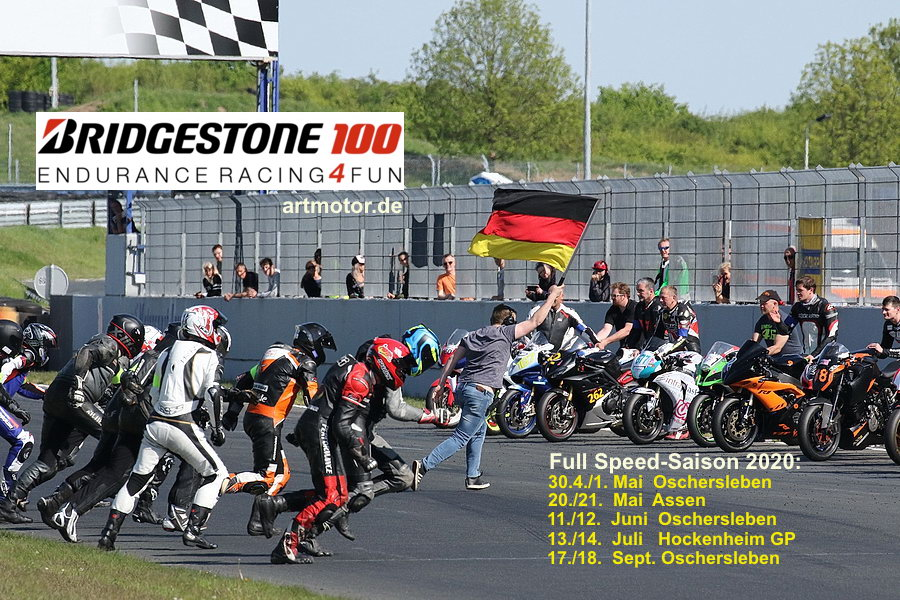 Bridgestone100 | 2020