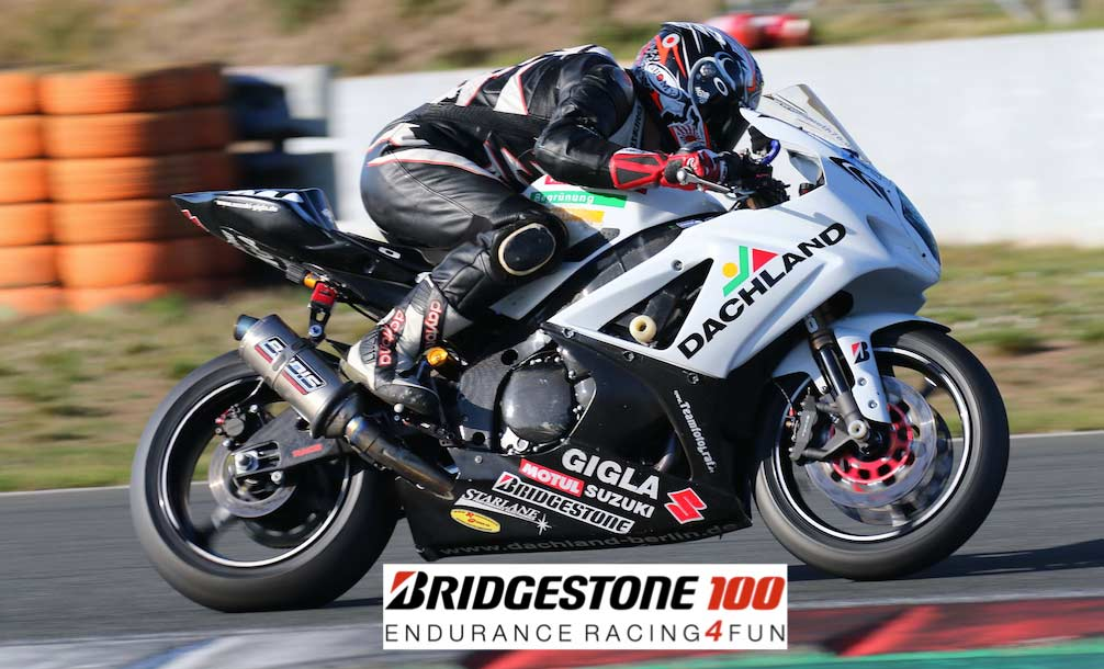 30 Teams bei Bridgestone100