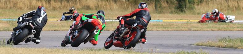 ClassiX Endurance Motorradrennen Chambley 2020