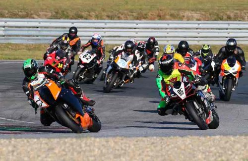 Rennstreckentraining, Trackday, Racing, Bike
